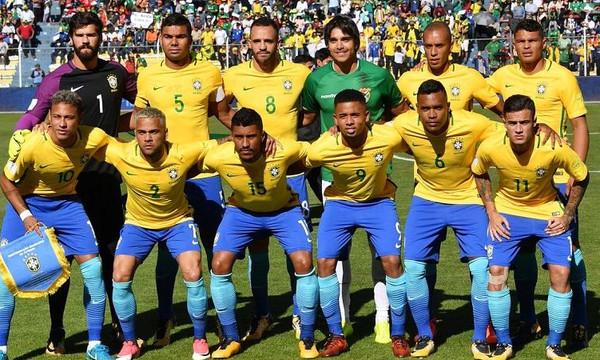 Επικό! Η Βραζιλία παρουσιάστηκε με… 12 παίκτες!