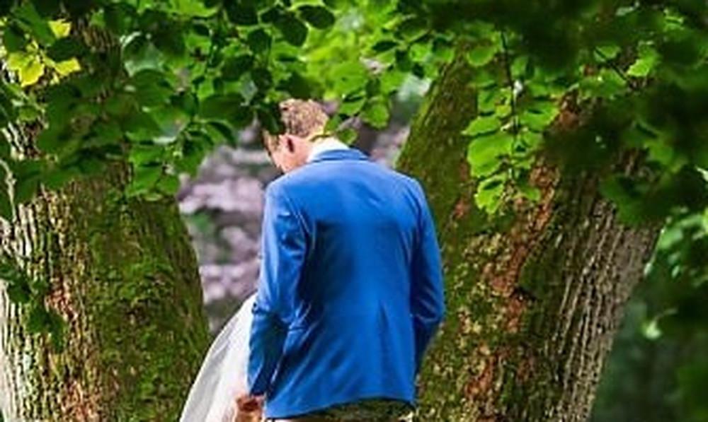 Απίστευτο! Φωτογράφιση γάμου με… στοματικό! (photo)