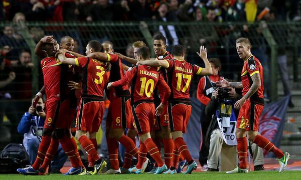 Έτσι «ξέρανε» το Βέλγιο την Βοσνία στο 4'! (vid)