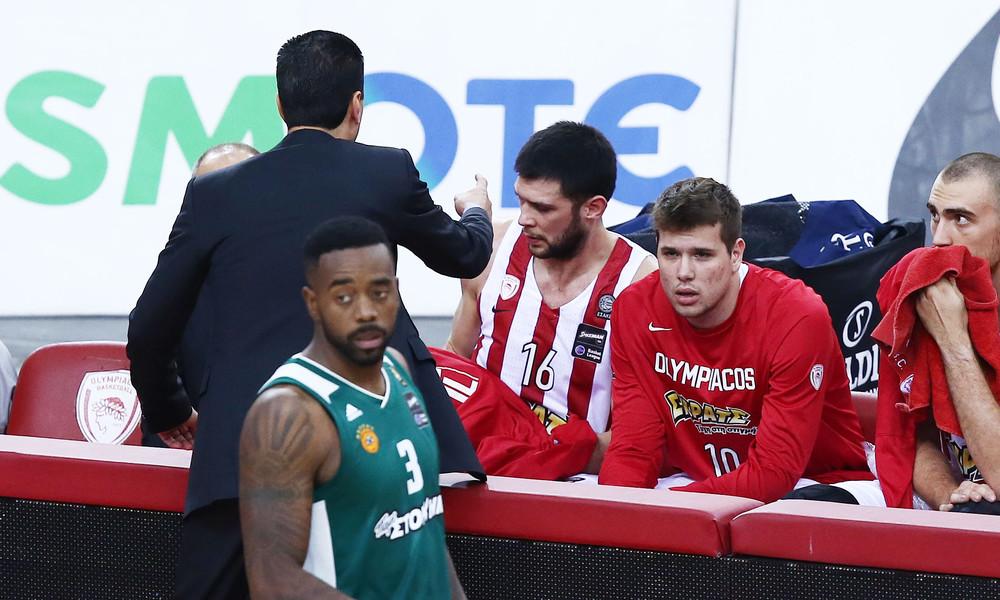 Ο Σφαιρόπουλος έχει πίεση κι ο Ρίβερς την έκανε ακόμη μεγαλύτερη!