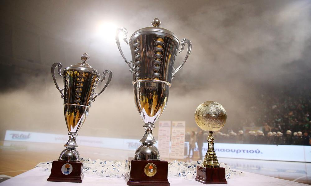 Κύπελλο Ελλάδας: Ντερμπάρες στα ημιτελικά