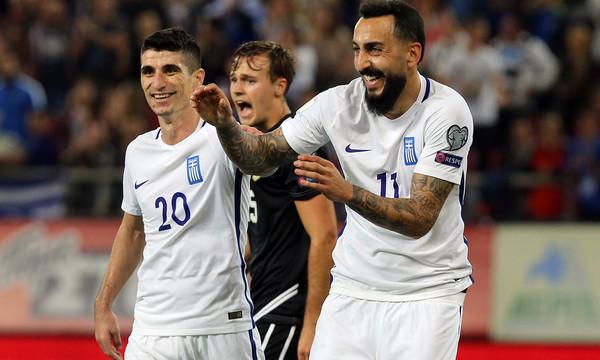 Ελλάδα - Γιβραλτάρ 4-0: Πρόκριση… με τεσσάρα