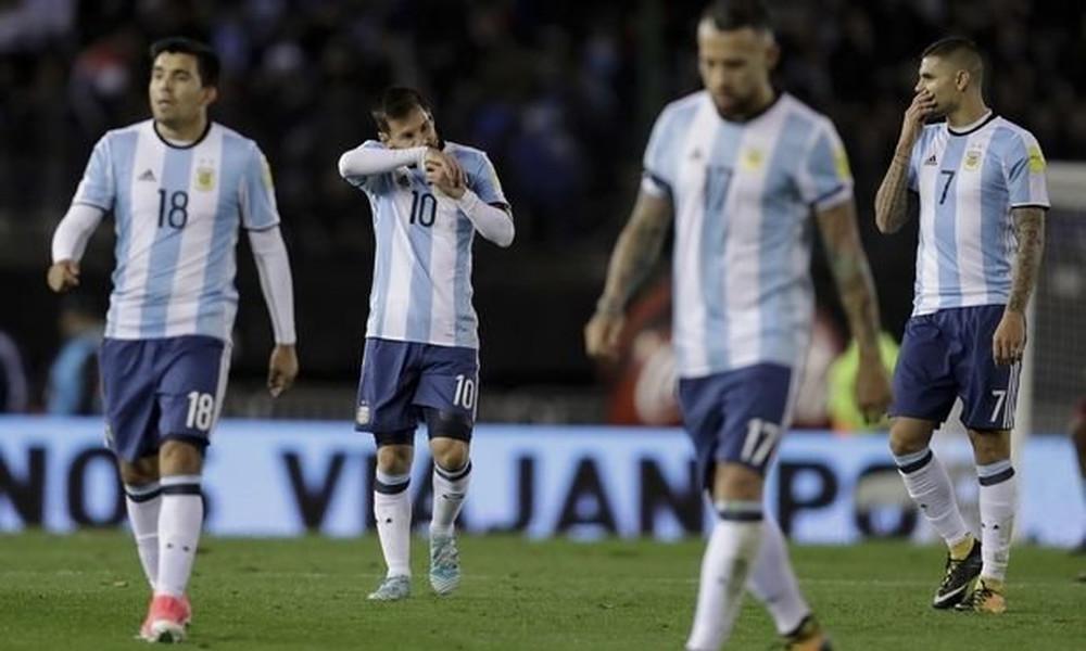 Αναβρασμός στην Αργεντινή! Φόβοι για επεισόδια σε περίπτωση αποκλεισμού (pic)