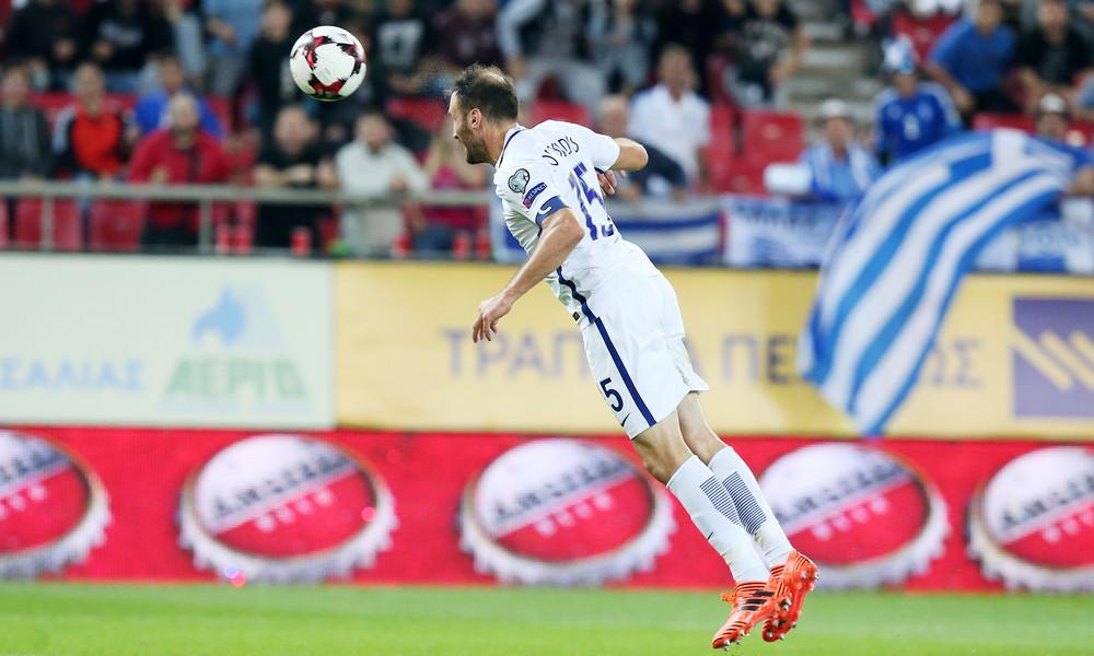 Ελλάδα – Γιβραλτάρ 1-0: Κεφαλιά Τοροσίδη για… μπαράζ (vid)