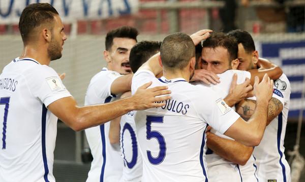 Ελλάδα-Γιβραλτάρ 3-0: Δυο γκολ σε τρία λεπτά από Μήτρογλου και… τέλος! (vid)