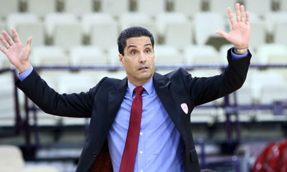 Σφαιρόπουλος: «Να έχουμε διάρκεια με Μπασκόνια»