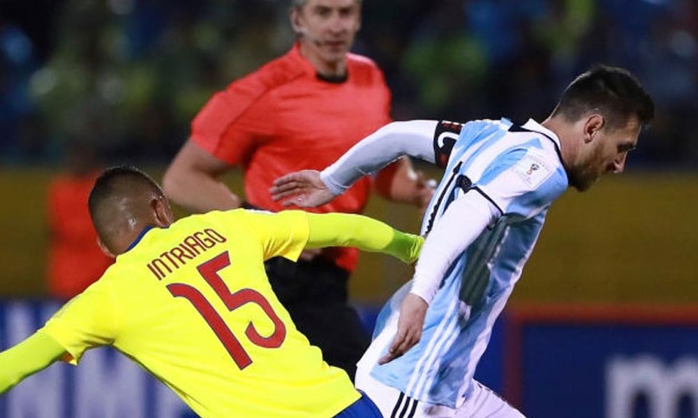 Ισημερινός: Τιμωρία πέντε ποδοσφαιριστών πριν την Αργεντινή