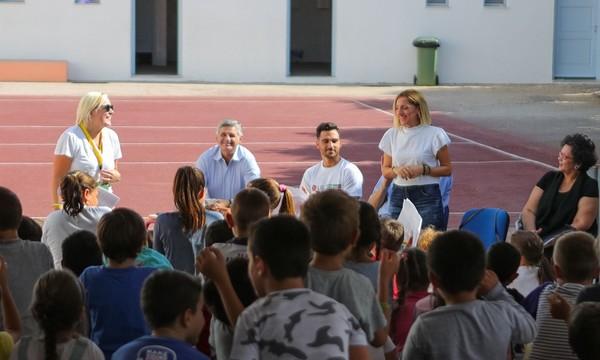 Ολοκληρώθηκαν οι δράσεις του προγράμματος ΕΚΕ «LG Αθλητές του Αύριο» στο Spetses Mini Marathon 2017