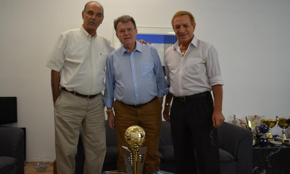 Αντώνης Αντωνιάδης: «Το ΙΕΚ ΑΛΦΑ ενδείκνυται για σπουδές Αθλητισμού» (vid)