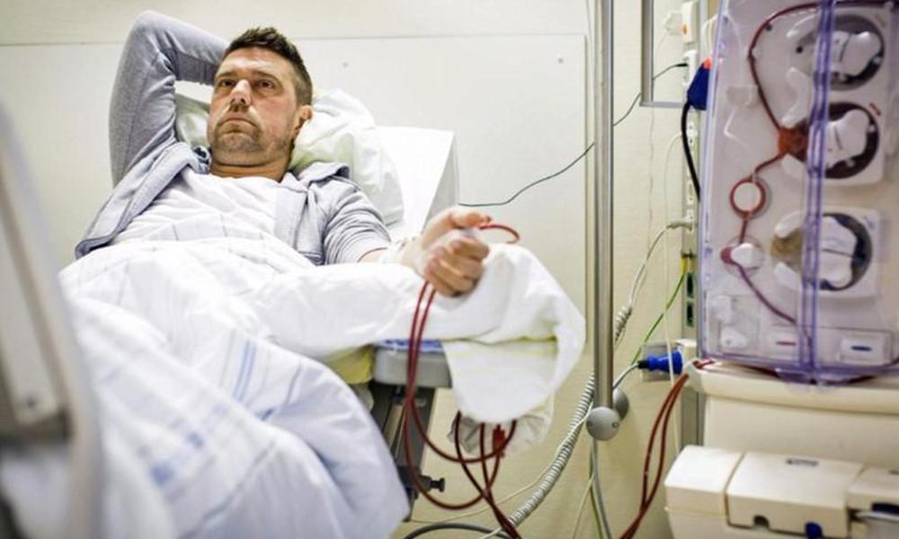 Συγκλονίζει η μάχη του Κλάσνιτς: Υποβλήθηκε σε νέα μεταμόσχευση νεφρού! (pic)