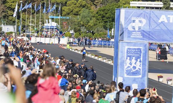 Μαραθώνιος Αθήνας: 3.200 εθελοντές θα συμβάλουν στην τέλεση των αγώνων