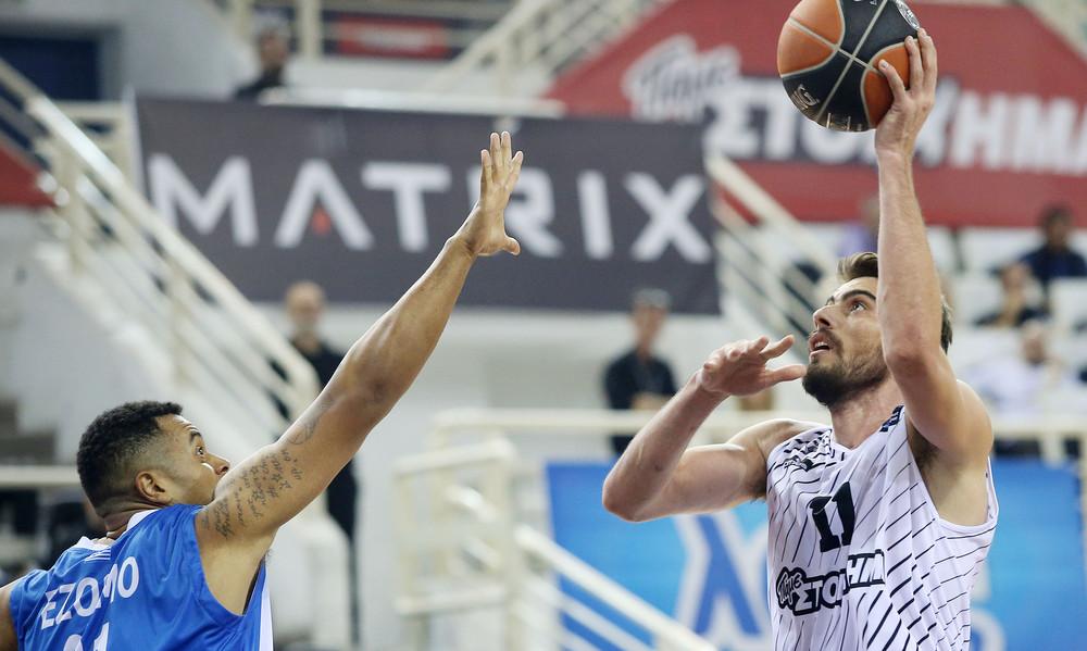 Σεφτέ στην Basket League ο ΠΑΟΚ
