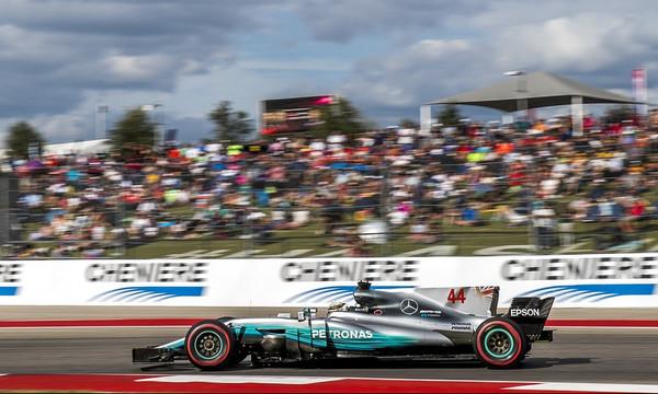 Formula 1: Pole position για Χάμιλτον και στις ΗΠΑ!