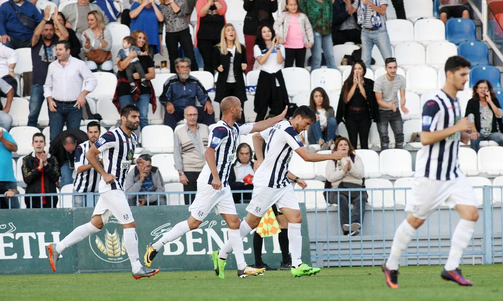 Απόλλων Σμύρνης-Ξάνθη 2-0: Επιτέλους νίκη!