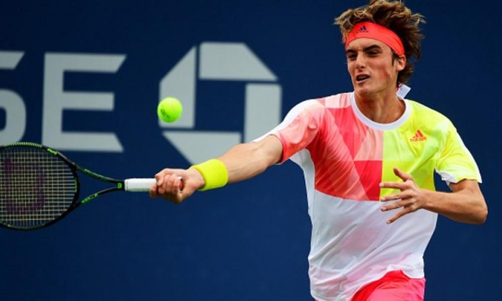 Δείτε τον κρίσιμο ημιτελικό του Τσιτσιπά στο European Open