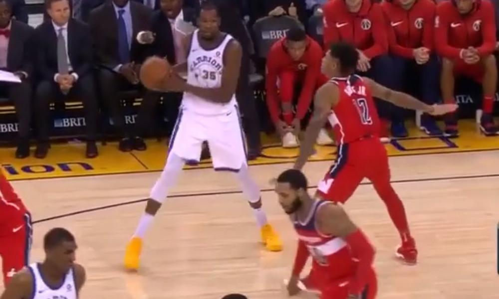 NBA: Ξέσπασαν στο… φινάλε οι «Πολεμιστές»