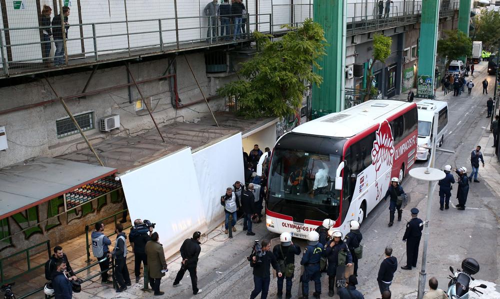 Παναθηναϊκός-Ολυμπιακός: Μέχρι τις ταράτσες για να δουν το ντέρμπι! (pic)