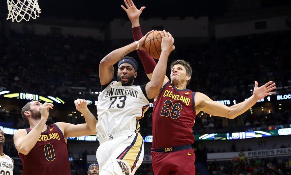 NBA: Συντριβή για Καβαλίερς!