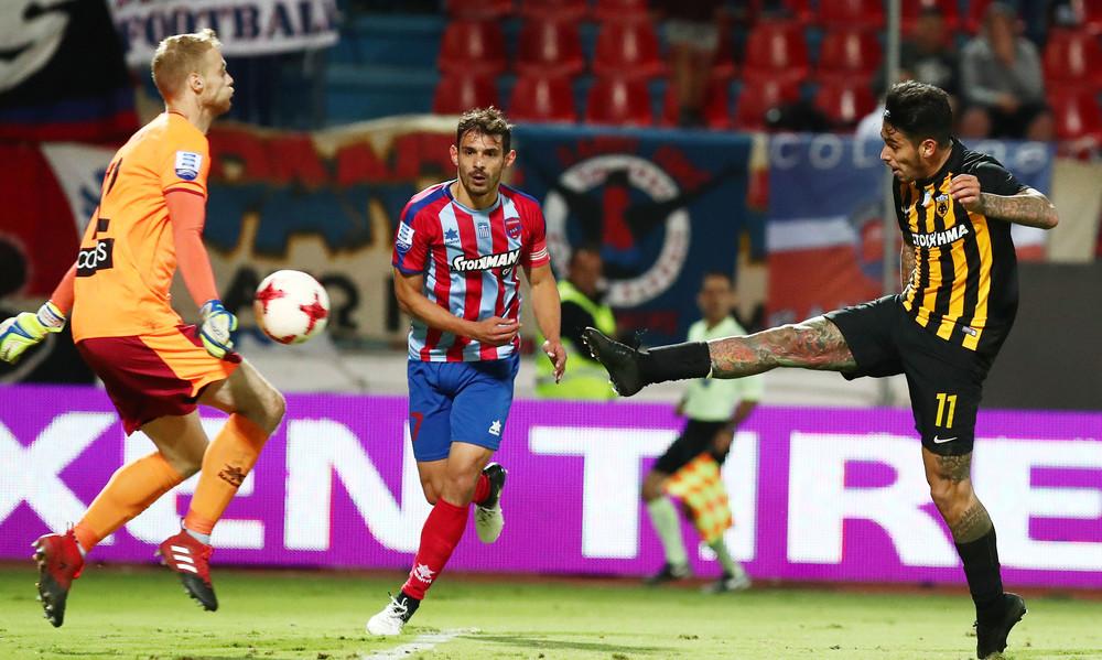Super League: Γκολ και φάσεις από τους αγώνες της Κυριακής (29/10)