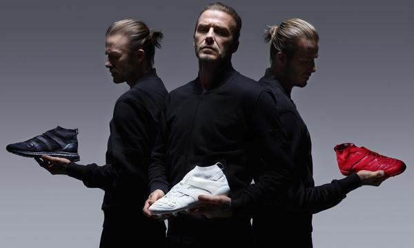Η adidas αποκαλύπτει την νέα capsule συλλογή adidas x David Beckham