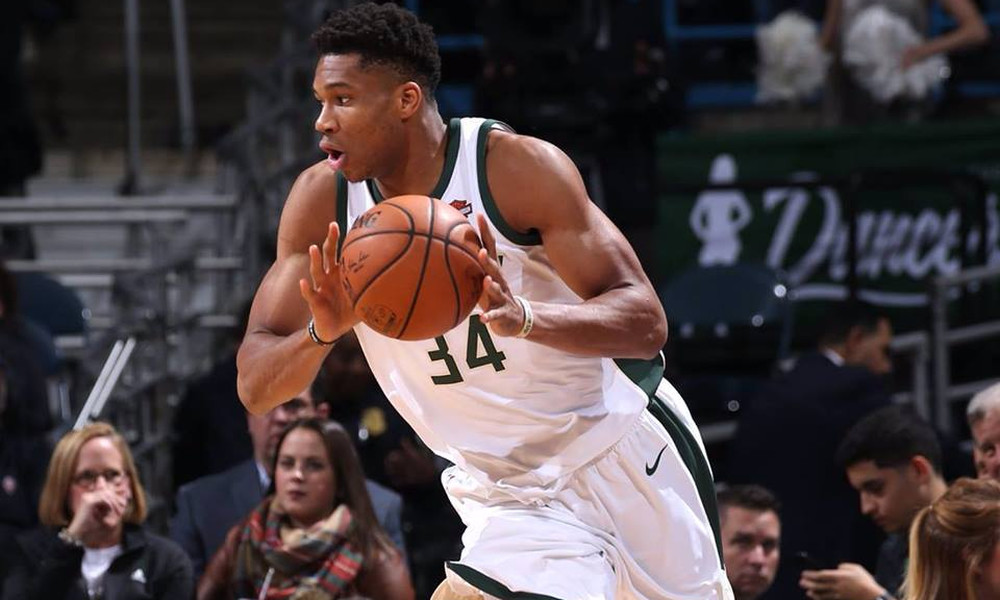 NBA: Νέο… σόου Αντετοκούνμπο! (video)