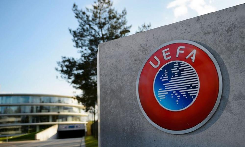UEFA: Στην 13η θέση η Ελλάδα (photo)