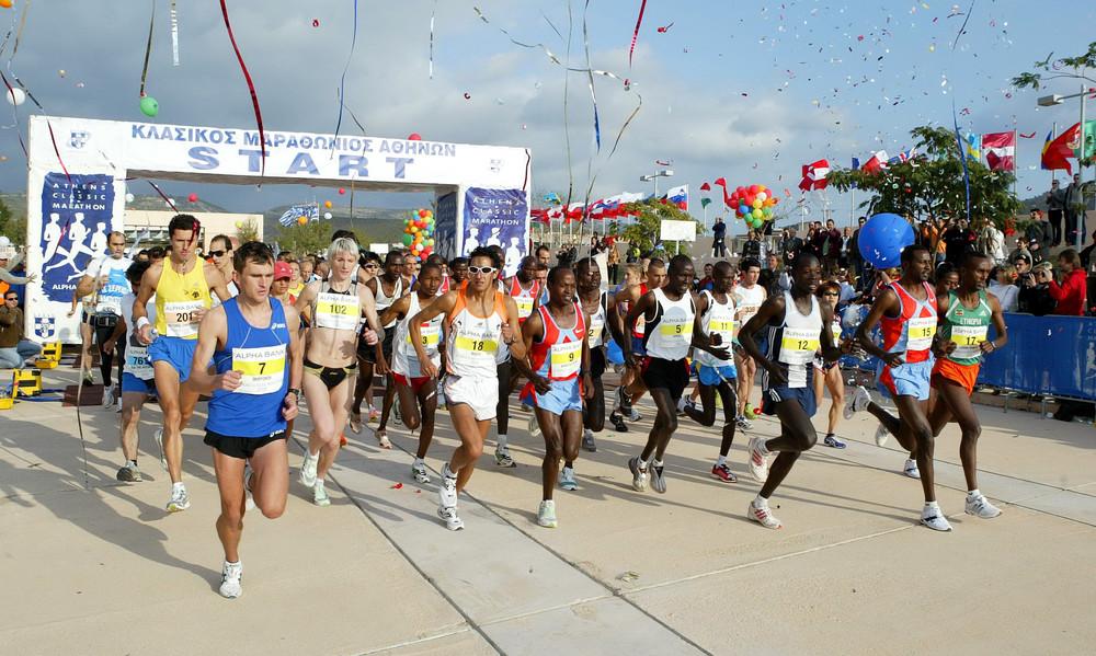 Μαραθώνιος Αθήνας: Οι ελίτ ξένοι αθλητές του αγώνα