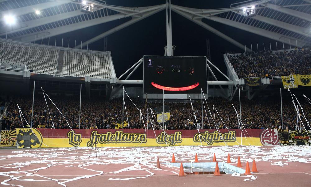 ΑΕΚ: Η UEFA μοίρασε… συγχαρητήρια