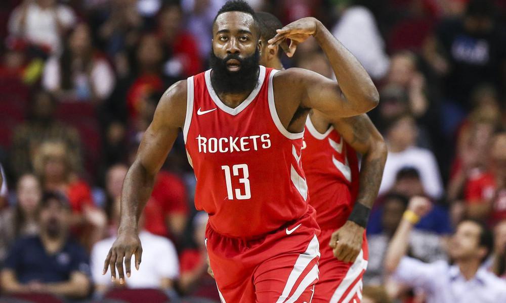 NBA: Όργια… Χάρντεν, νέα ήττα για Καβαλίερς