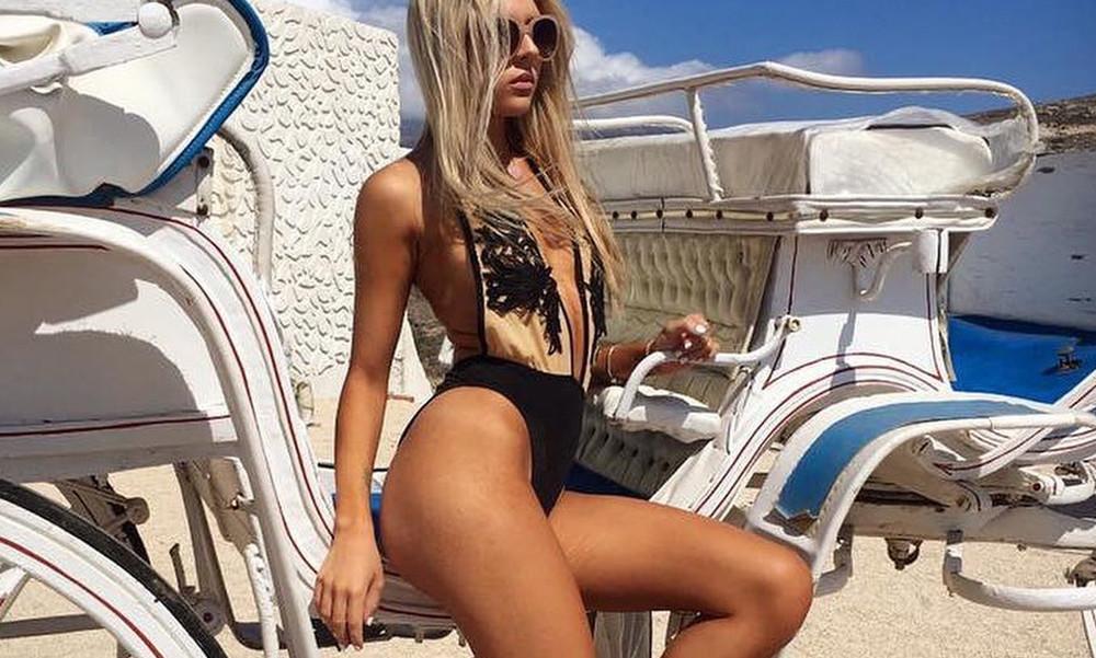 Ελληνίδα φοιτήτρια «γκρεμίζει» με τις πόζες της το Instagram! (photos)