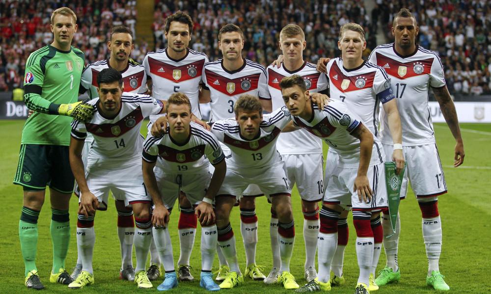 Η ρετρό εμφάνιση της Γερμανίας που εντυπωσιάζει! (pics)