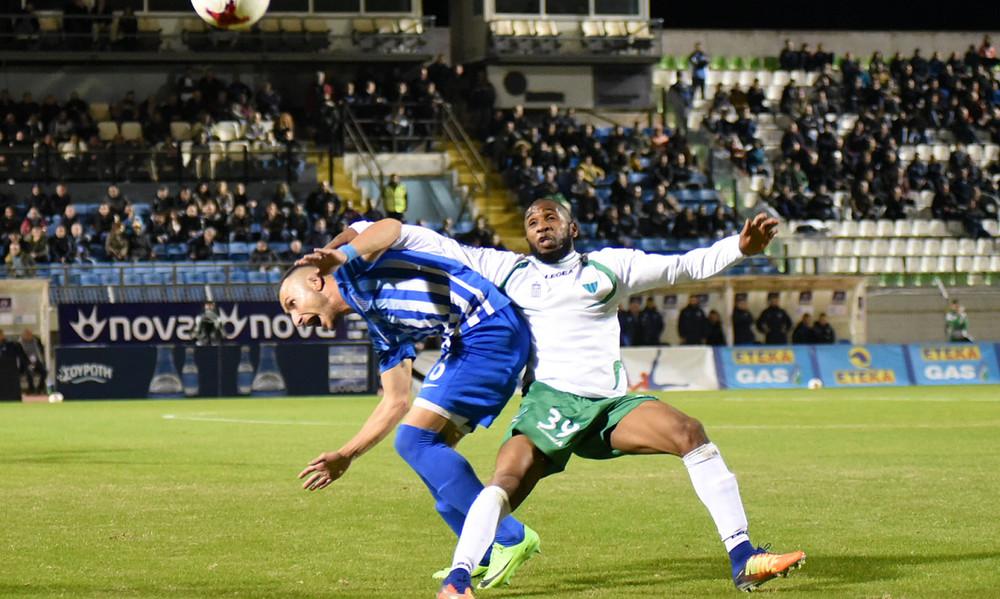 Λεβαδειακός-Λαμία 0-0: Οι καλύτερες φάσεις του αγώνα (vid)