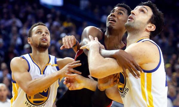 NBA: Πήραν… μπροστά οι «Πολεμιστές»