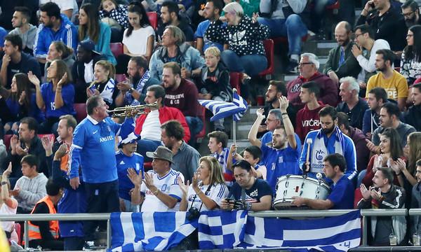 Ελλάδα - Κροατία: Απίστευτα μέτρα στον επαναληπτικό - Μόνο έτσι θα μπουν οι οπαδοί!