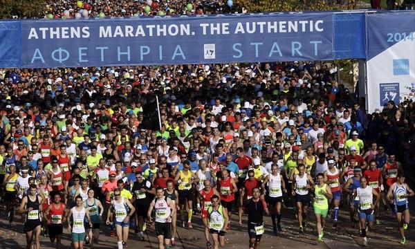 Μαραθώνιος Αθήνας: Όλα έτοιμα για τους αγώνες της Κυριακής δηλώνουν οι διοργανωτές