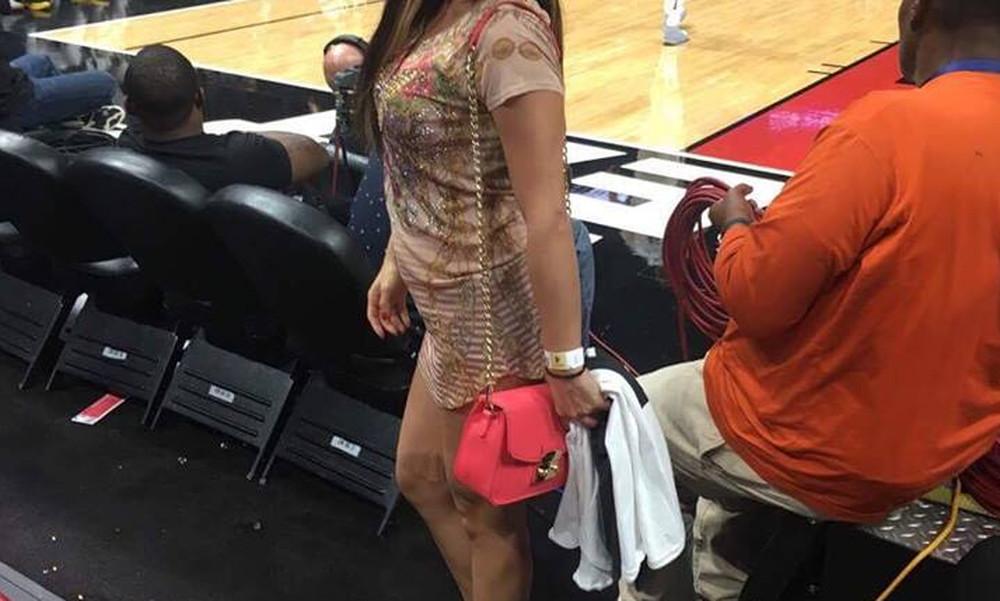 Η Ελληνίδα τραγουδίστρια που «κόλασε» τους Miami Heat! (pics)