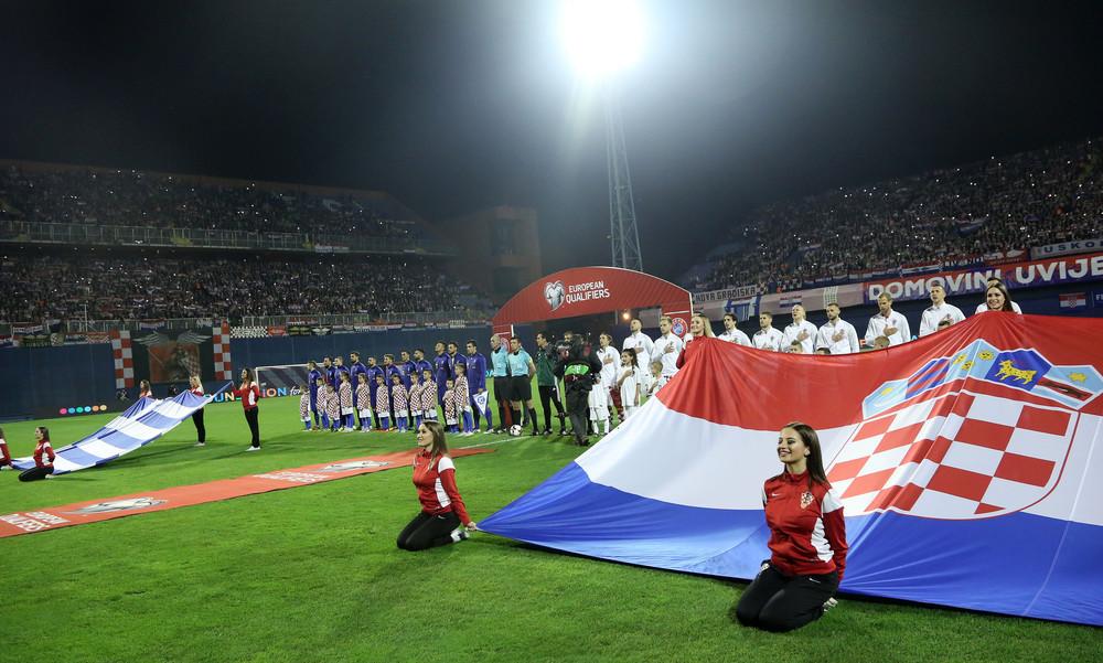 Διεθνής Κροάτης για Ελλάδα «Και λίγα τους βάλαμε»