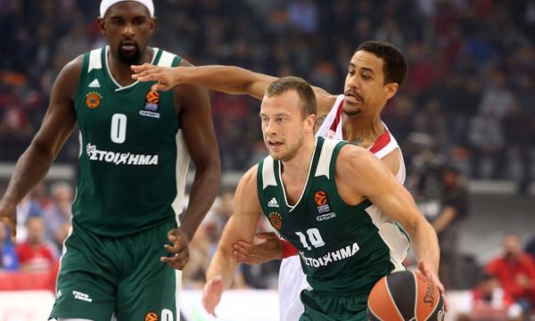 Ολυμπιακός-Παναθηναϊκός 62-70: Τον «πάτησε» ξανά στο ΣΕΦ με σούπερ Λεκαβίτσιους!