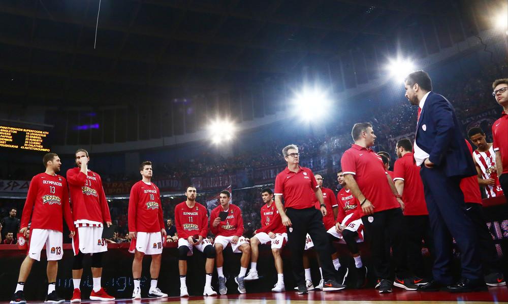 Ολυμπιακός: Η ήττα στο ΣΕΦ έφερε μίτινγκ διαρκείας στα αποδυτήρια!