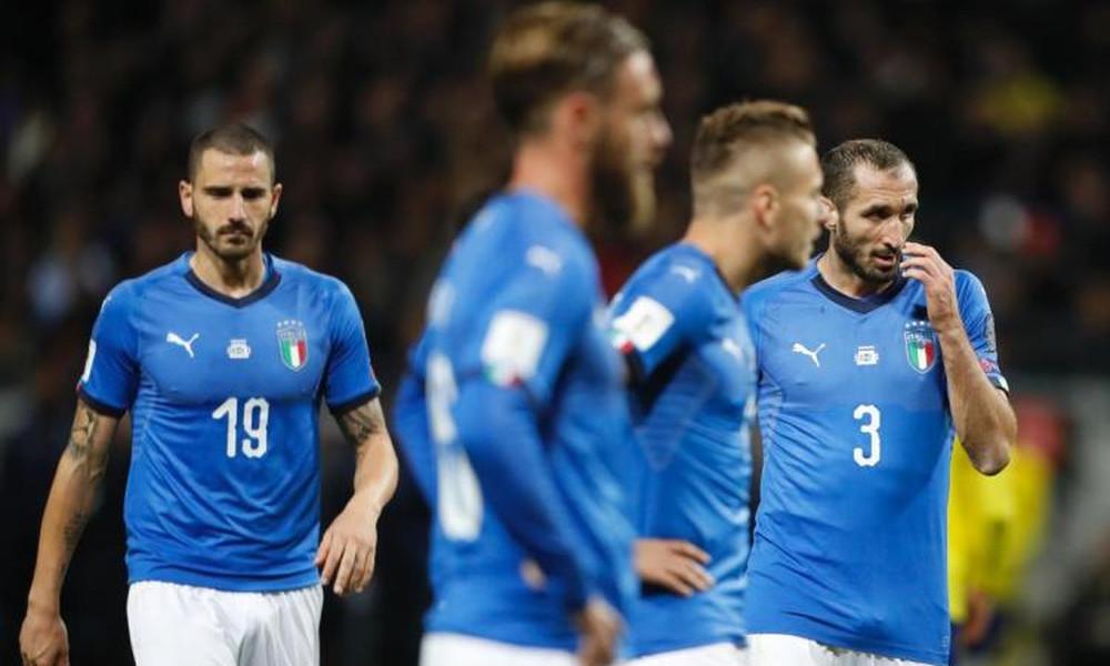 Μουντιάλ: Κίνδυνος να χάσει 100 εκατομμύρια η FIFA με αποκλεισμό Ιταλίας!