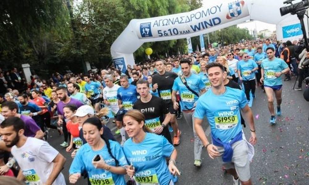 50.000 δρομείς έδειξαν τον Δρόμο στον 35ο Αυθεντικό Μαραθώνιο της Αθήνας