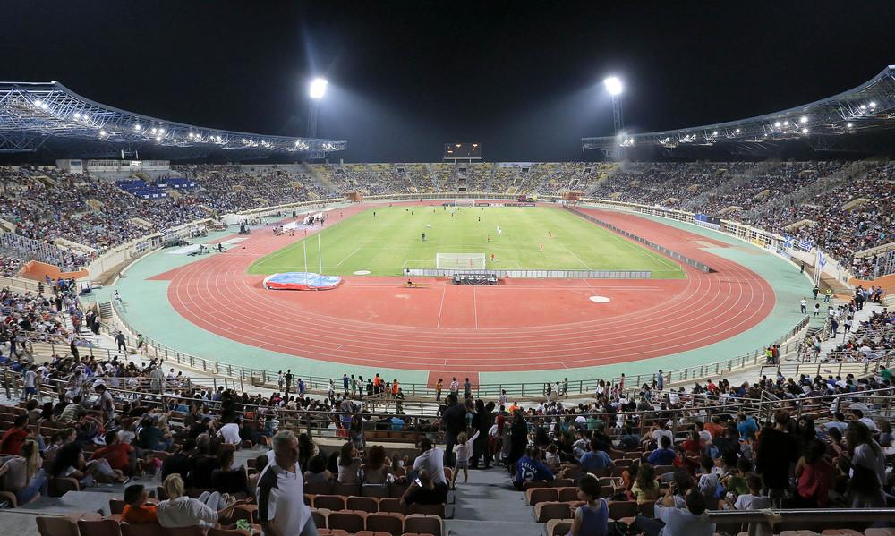 «Τα επόμενα παιχνίδια της Εθνικής στο Παγκρήτιο!»