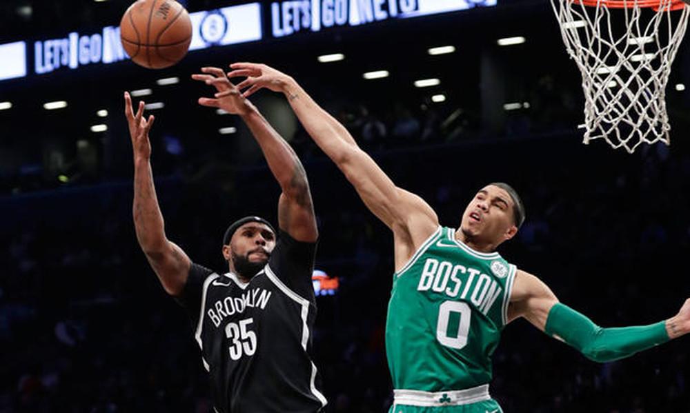 NBA: Πέρασαν και από το Μπρούκλιν οι Σέλτικς!