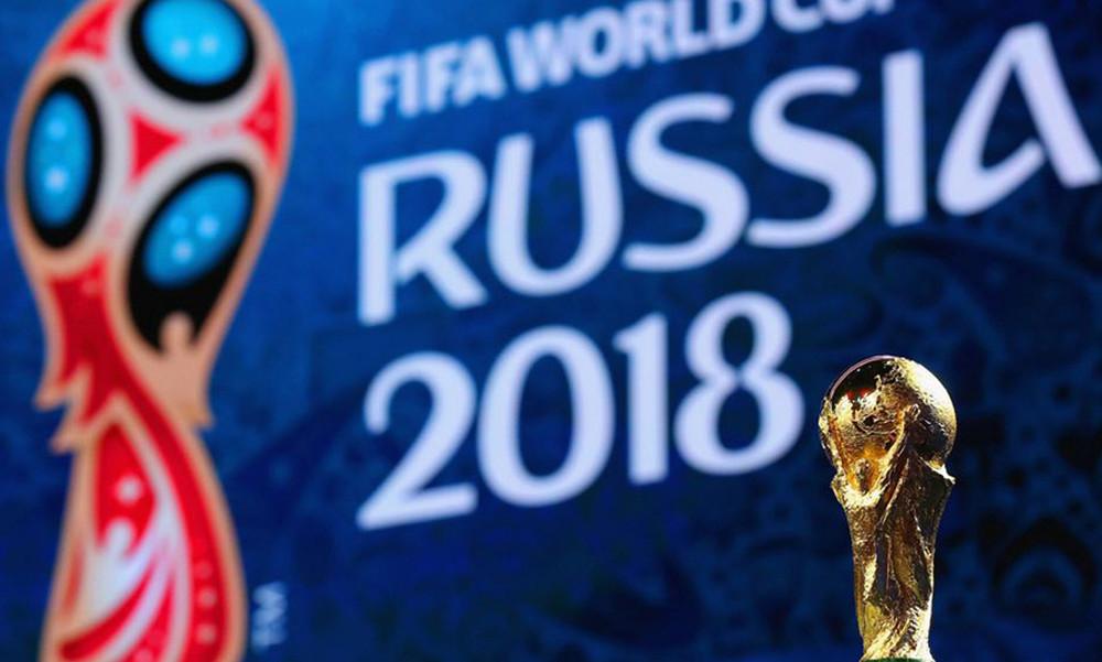 Μουντιάλ 2018: Ο χάρτης του Παγκοσμίου Κυπέλλου