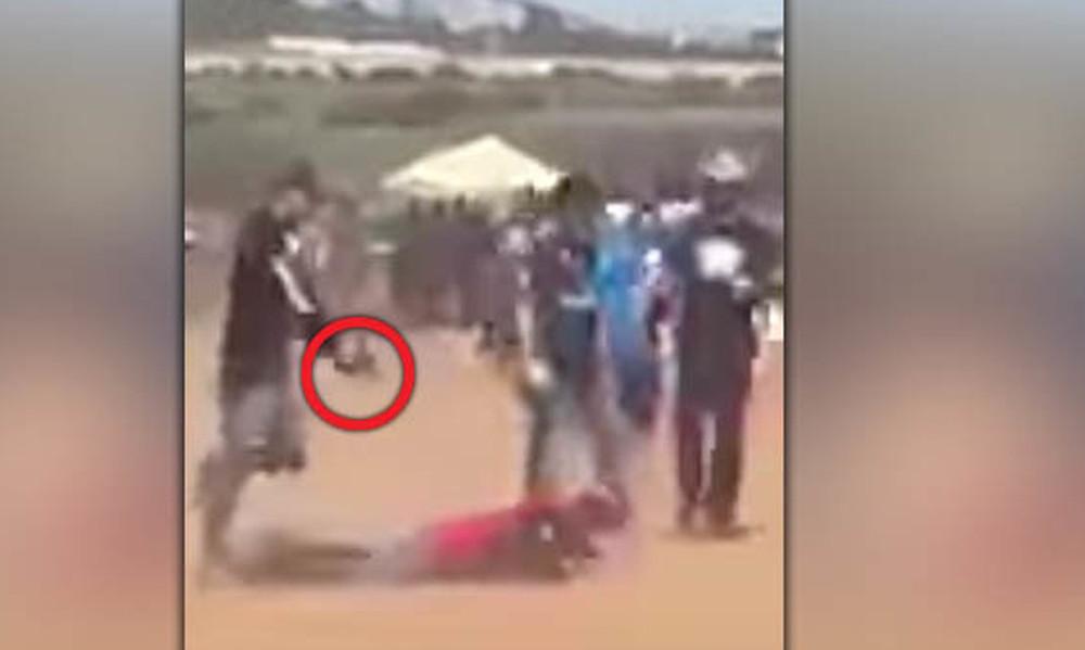 ΣΟΚ: Εν ψυχρώ δολοφονία οπαδού σε ποδοσφαιρικό αγώνα! (ΠΡΟΣΟΧΗ ΣΚΛΗΡΕΣ ΕΙΚΟΝΕΣ)