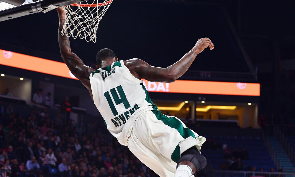 Το μήνυμα Γκιστ για τον τραυματισμό του: «Δεν ήξερα αν θα ξαναπαίξω μπάσκετ» (photo)