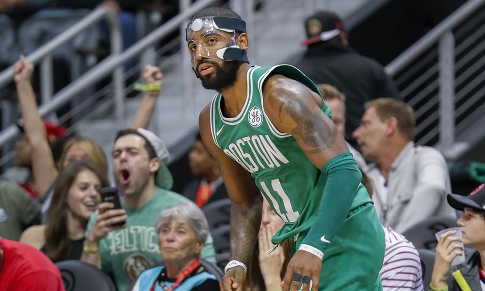 NBA: Νέα… όργια Ίρβινγκ και οι Σέλτικς 15Χ15! (videos)