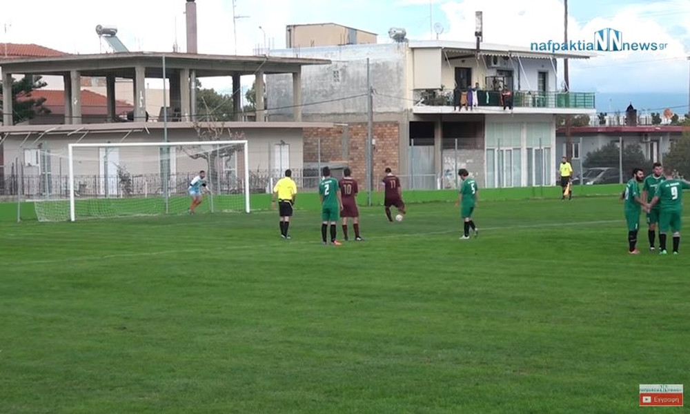 Τρομερό fair play σε τοπικό της Αιτωλοακαρνανίας (video)