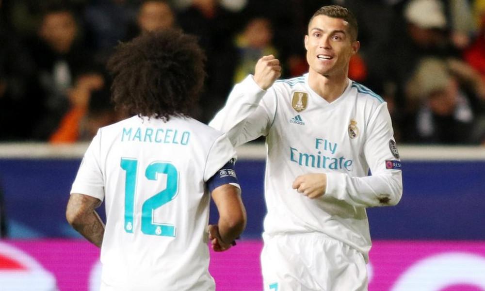 Champions League: Δύο ρεκόρ για Κριστιάνο Ρονάλντο κόντρα στον ΑΠΟΕΛ