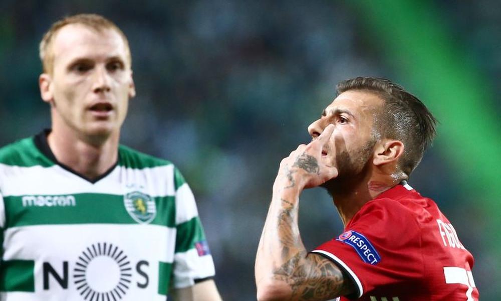 Σπόρτινγκ Λισαβόνας-Ολυμπιακός: «Καταιγίδα» οι Πορτογάλοι και… 2-0 (videos)
